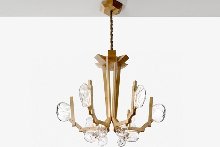 fungo chandelier Fungo chandelier by Campana for Lasvit Fungo chandelier by Campana for Lasvit1 1