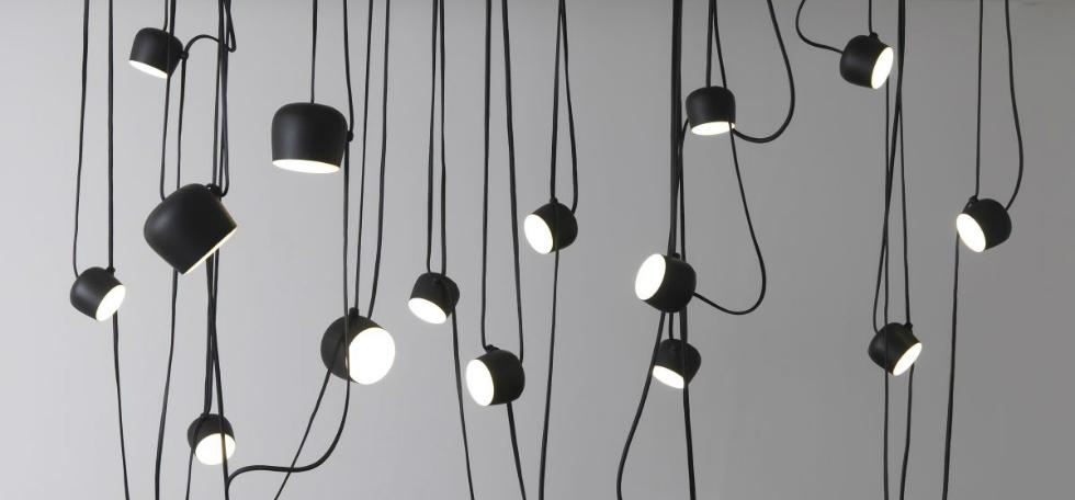 Lighting Design Top 5 Lighting Design Brands that you can find in Lumens ronan  erwan bouroullec exhibition 02
