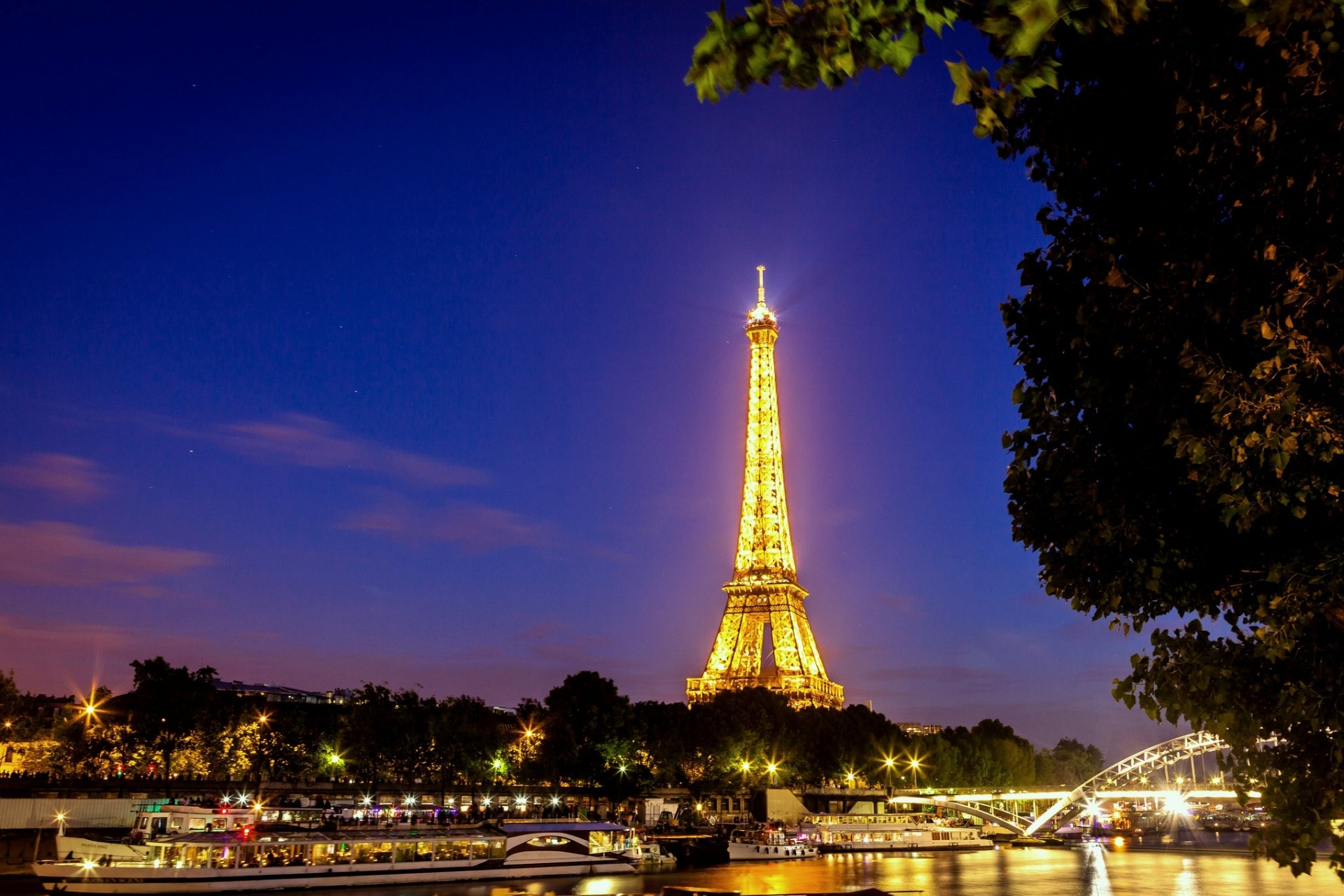 paris The best lighting design stores in Paris paris paris france france bridge river price eiffel tower la tour eiffel town night lights light lighting tree
