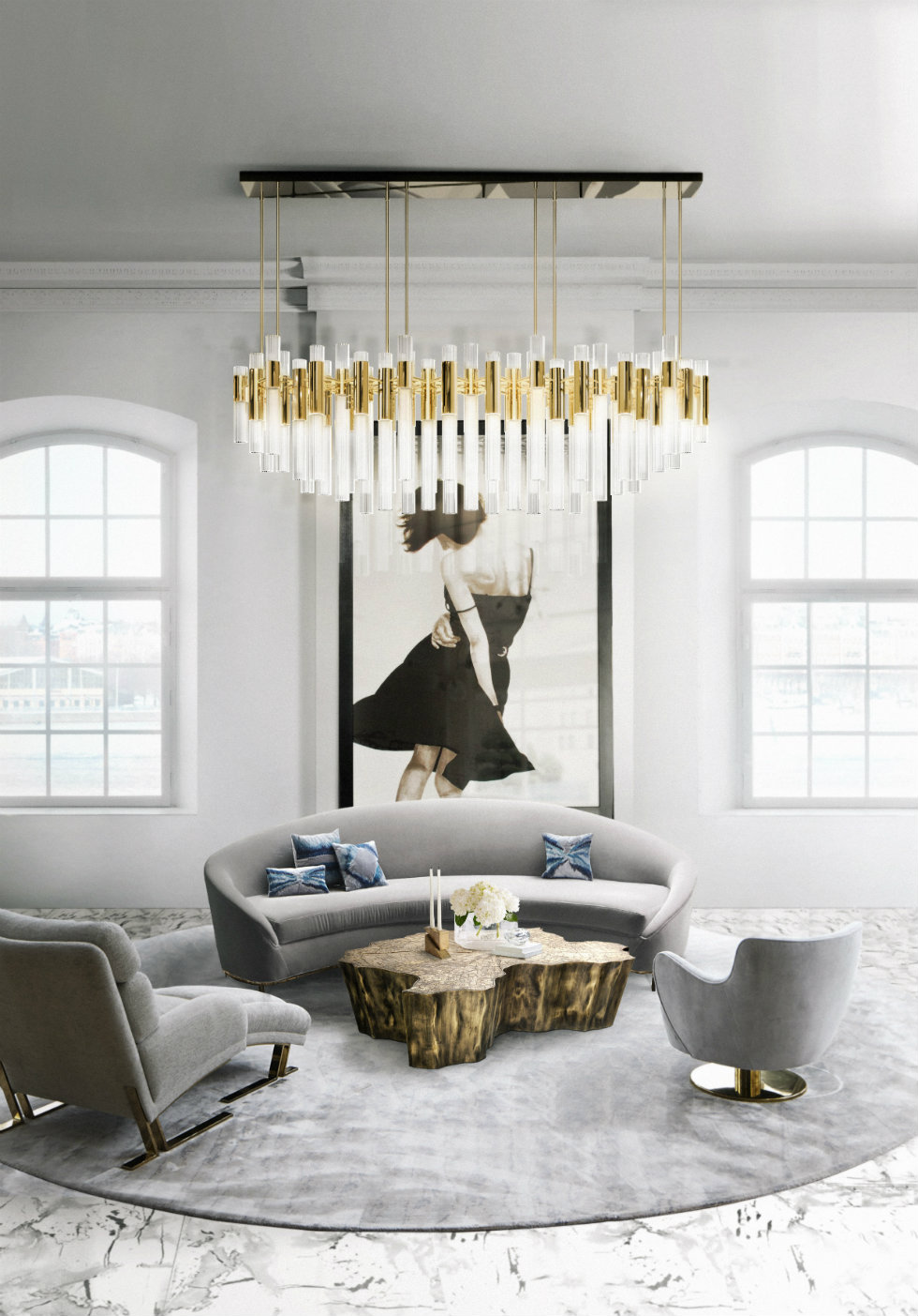 The Best Lighting Design Brands To Visit During ICFF - Best lighting for living room