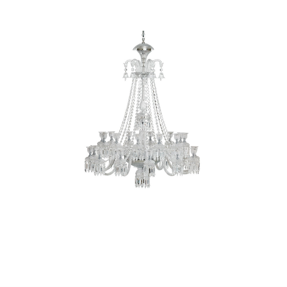 The most luxurious chandeliers by Baccarat baccarat The most luxurious chandeliers by Baccarat The most luxurious chandeliers by Baccarat 8