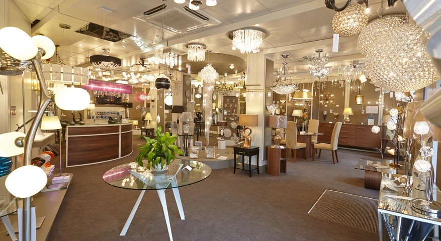 The best lighting boutiques in Europe