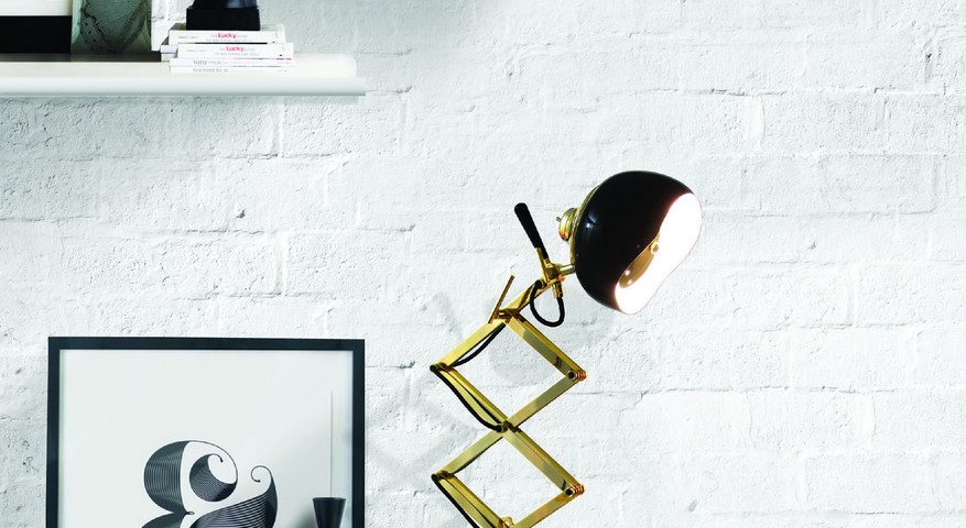 Praiseworthy table lamps for your office