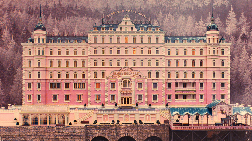 production lighting production design Delicate décor — about the production design in Grand Budapest Hotel GBH cover