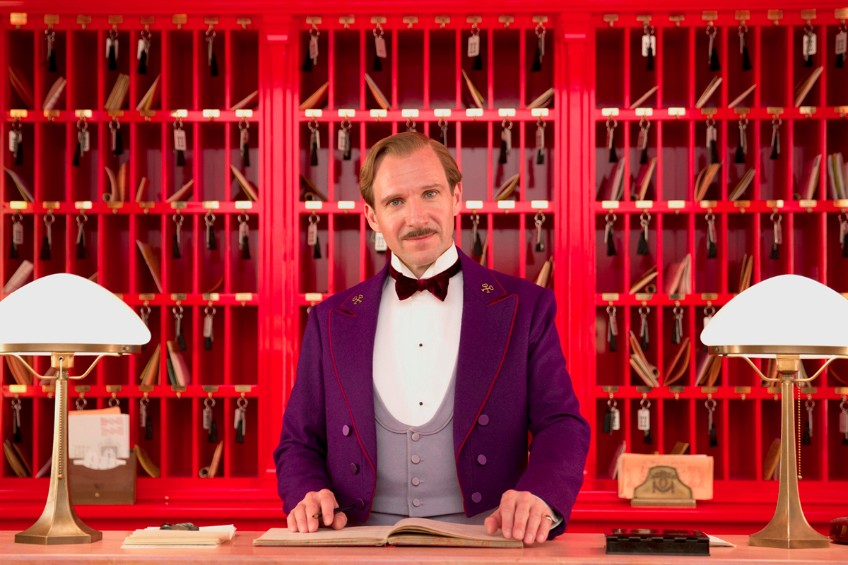 production design production design Delicate décor — about the production design in Grand Budapest Hotel GBH fiennes