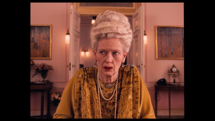 production design production design Delicate décor — about the production design in Grand Budapest Hotel GBH tilda