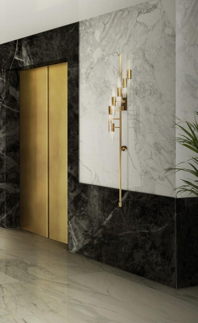 Modern Hallway4 modern hallway 2017 Trends for Modern Hallway Design Apartments Modern Hallway4 7