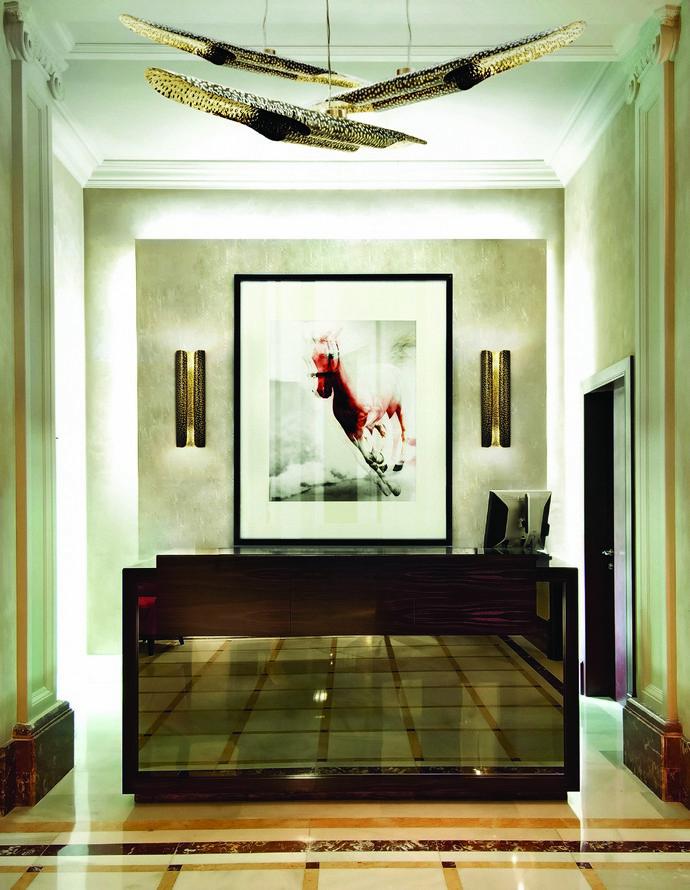 Modern Hallway5 modern hallway 2017 Trends for Modern Hallway Design Apartments Modern Hallway5 5