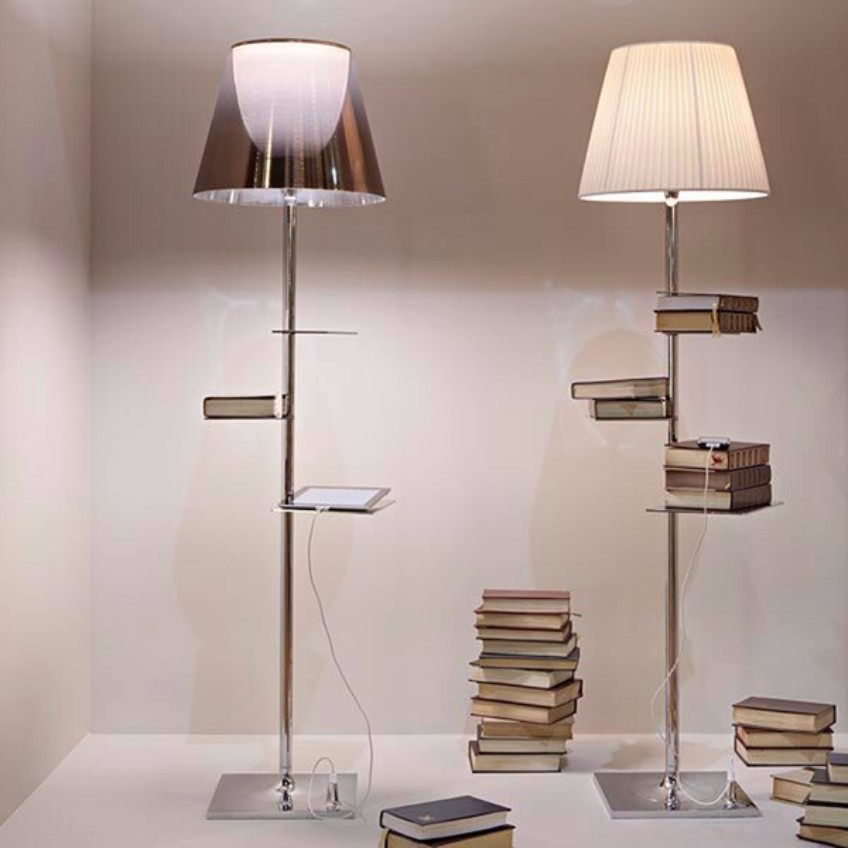 lighting designs lighting designs Italy, France says hi — Philippe Starck's lighting designs for FLOS Phillipe Starck FLOS Biblio1
