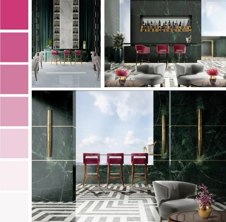 Spring Trends 2017 Exciting color scheme by BRABBU (7) Spring Trends 2017 Exciting Color Scheme Design Ideas by BRABBU | SPRING TRENDS 2017 Spring Trends 2017 Exciting color scheme by BRABBU 7
