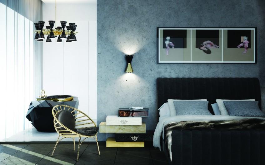 bedroom lighting bedroom lighting Inspiring bedroom lighting ideas SuiteDL EH 2