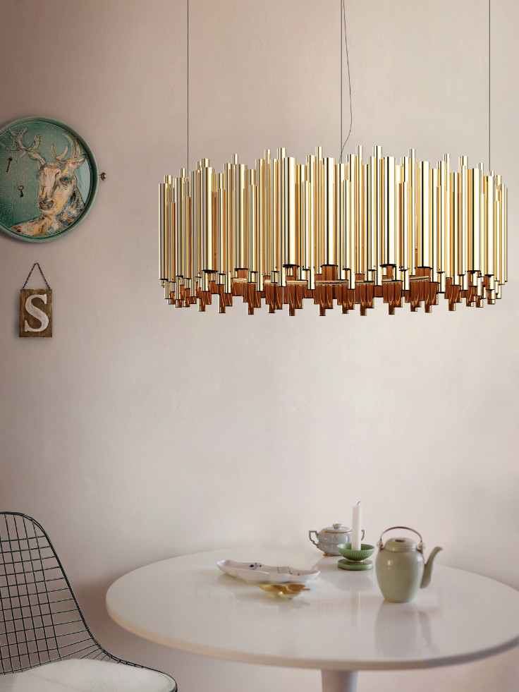 THE OUTSTANDING DECOR FOR YOUR DINING ROOM IS A CEILING LIGHT AWAY ...