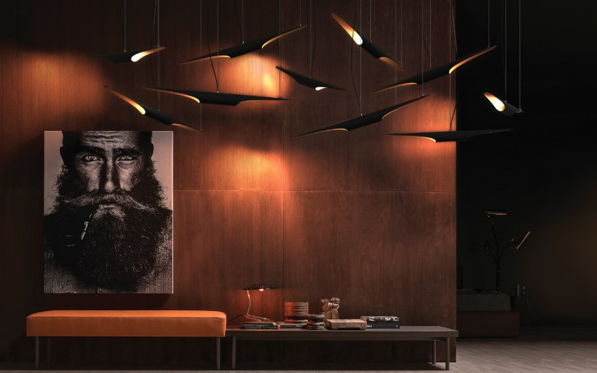 commercial lighting hotel commercial lighting Commercial lighting: update your hotel lighting fixtures delightfull coltrane midcentury modern ceiling dining lamp