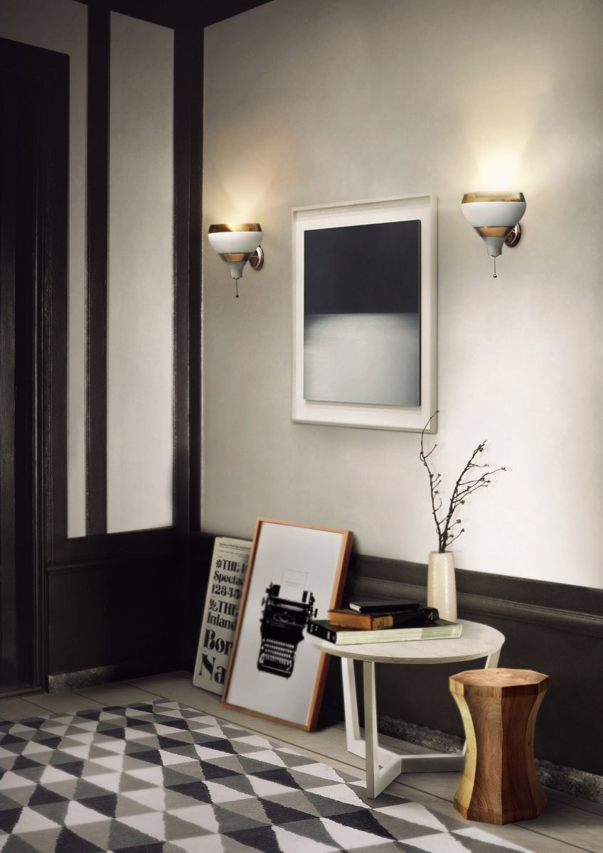 hall lighting hall lighting Hall lighting or welcoming guests to the luxury of your home delightfull hanna 01 e1490978578399