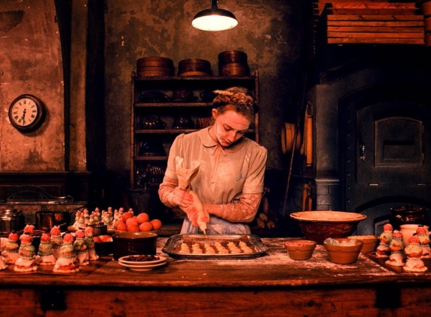 production design production design Delicate décor — about the production design in Grand Budapest Hotel gbh baking