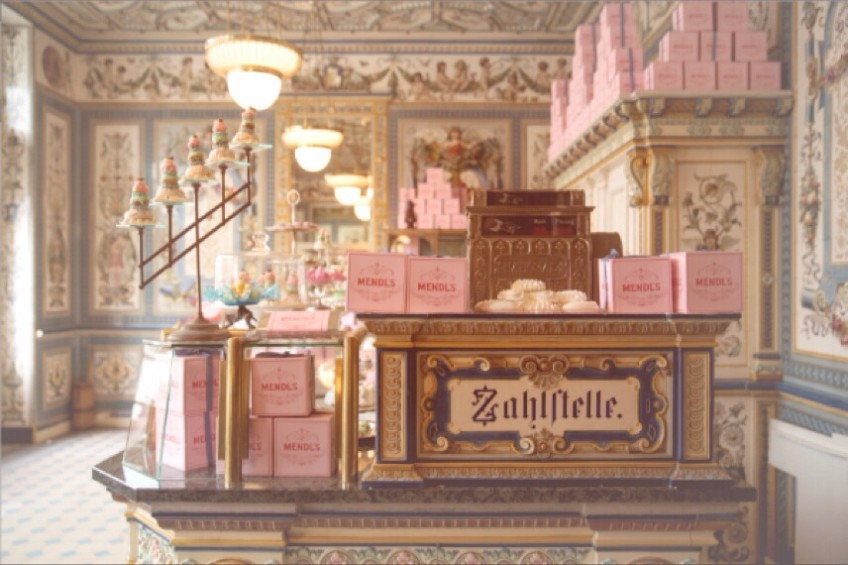 production design production design Delicate décor — about the production design in Grand Budapest Hotel gbh mendels