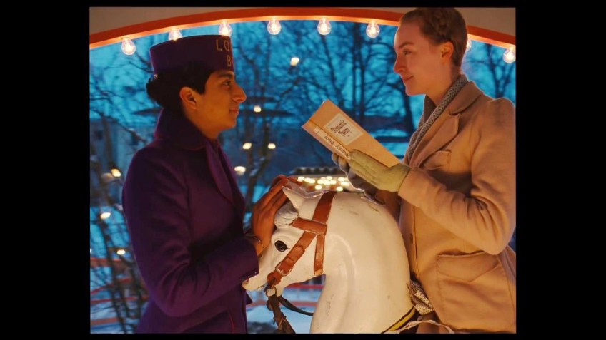 production design production design Delicate décor — about the production design in Grand Budapest Hotel gbh zero and agatha