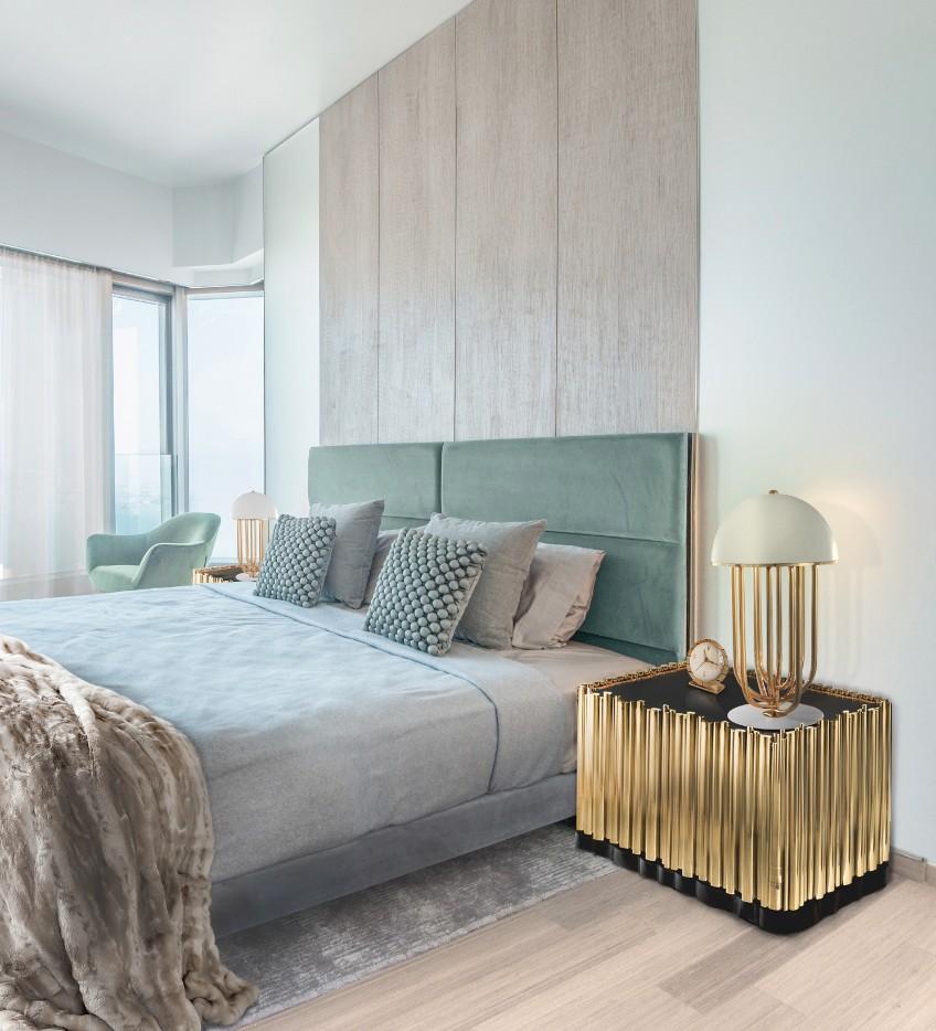 bedroom lighting bedroom lighting Inspiring bedroom lighting ideas symphony nightstand 2