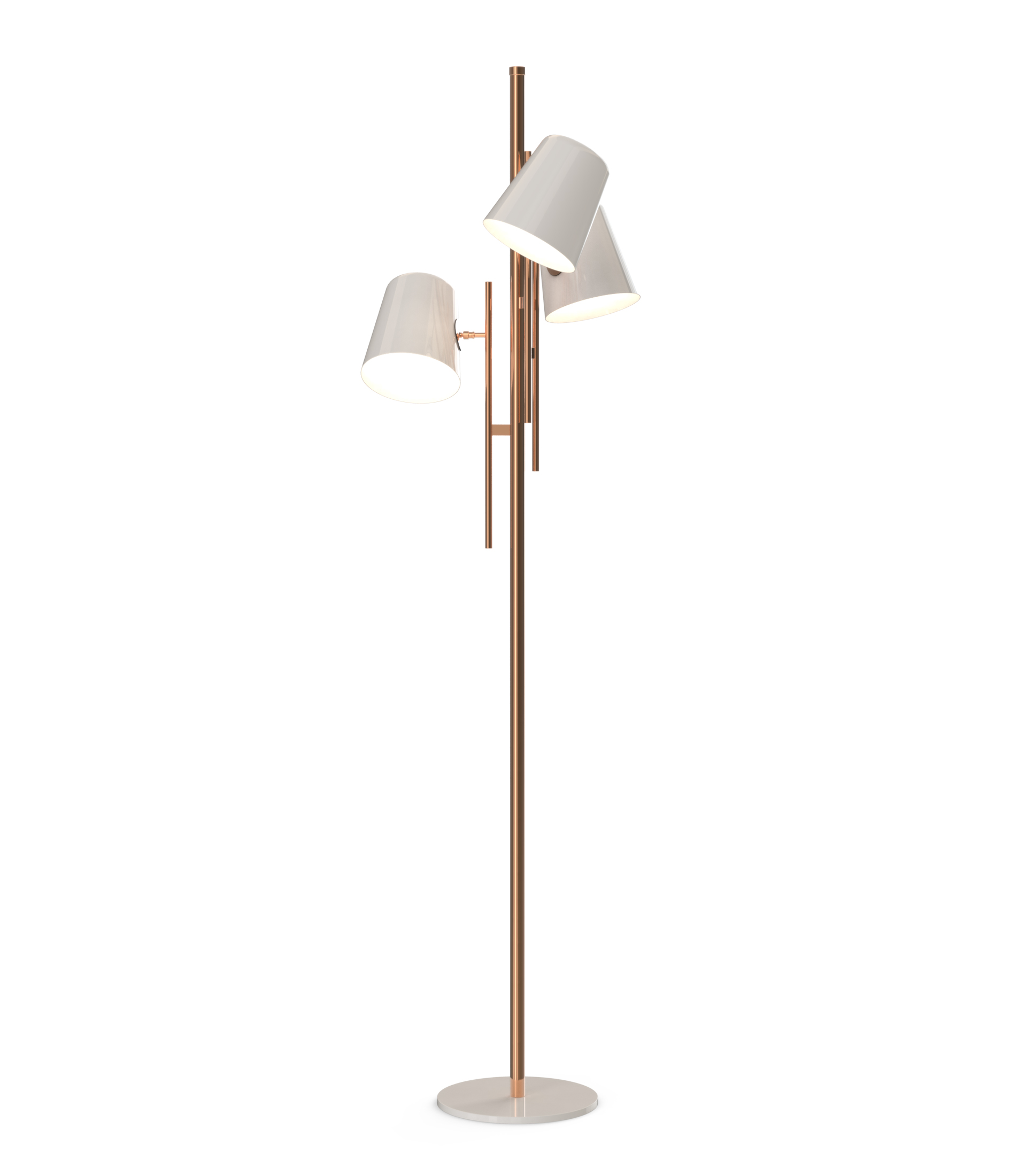 Industrial Ideas On How To Use Modern Floor Lamps