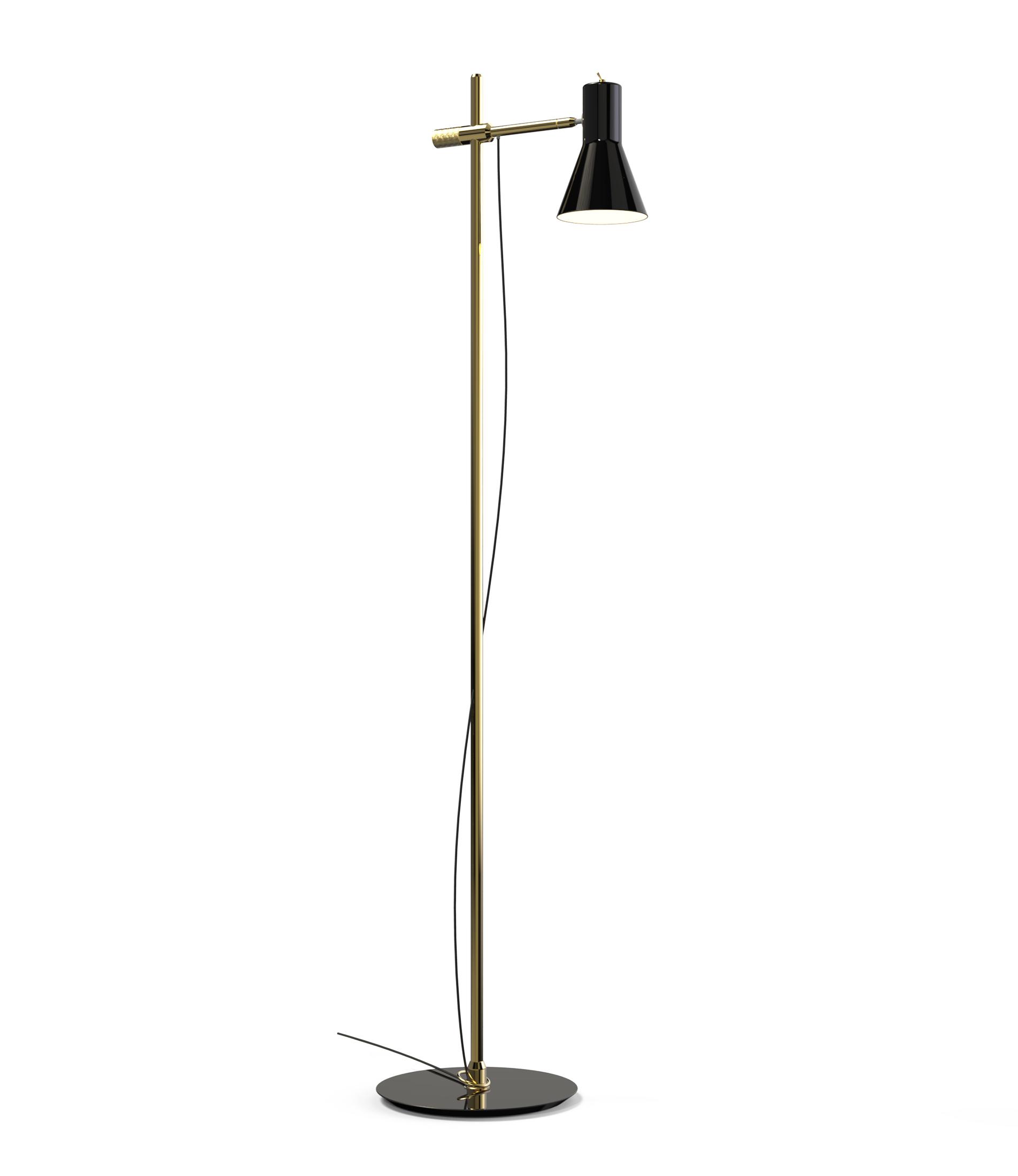 bright lamps modern mid vandijkmc of full design bronze arc size floor lamp walmart ebay century