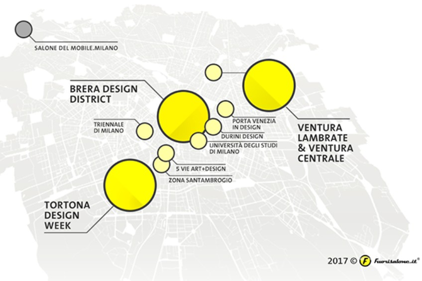 salone del mobile milano salone del mobile MILAN CITY GUIDE: the must-see places during Salone del Mobile 2017 Milan Fuorisalone