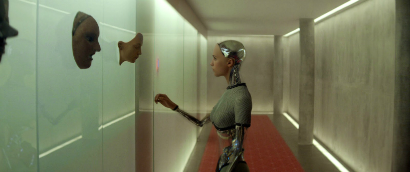 cinematography Color and light: a hidden role in the cinematography of Ex Machina cinematography ex machina0