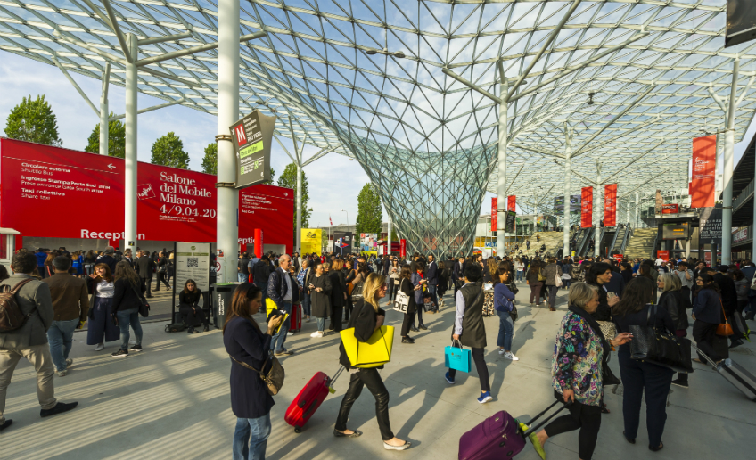 "salone del mobile 2017 salone del mobile Why Salone del Mobile 2017 was ""the"" trade show of the year isaloni 2017"