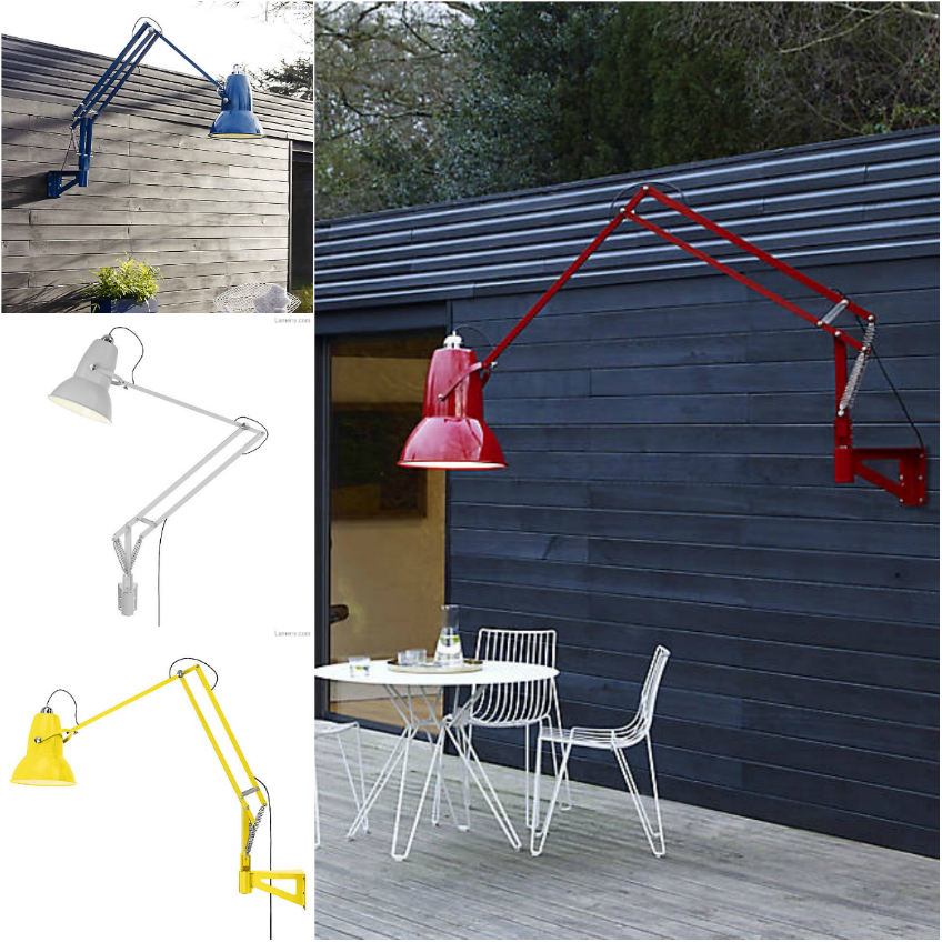 outdoor lighting outdoor lighting Spring fever: wondrous outdoor lighting for 2017 spring 2017 anglepoise original giant