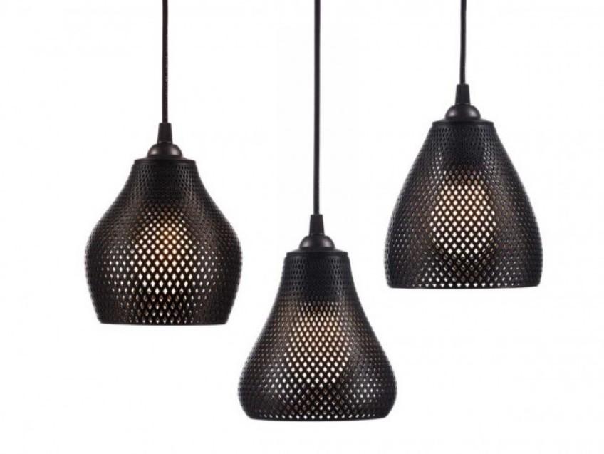 pendant lights 3D Printed Pendant Lights Created by Studio MeraldiRubini 3D Printed Pendant Lights Created by Studio MeraldiRubini 2