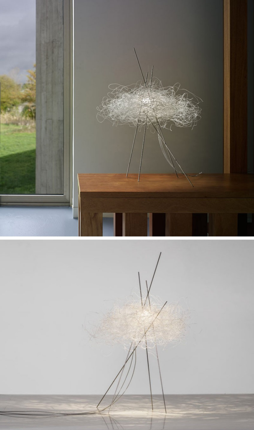 A Modern Cloud-like Decorative Light Fixture light fixture A Modern Cloud-like Decorative Light Fixture A Modern Cloud like Decorative Light Fixture 2