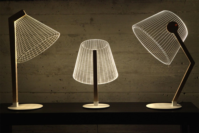 lighting design Contemporary Lighting Design with an Optical Illusion Contemporary Lighting Design with an Optical Illusion 6