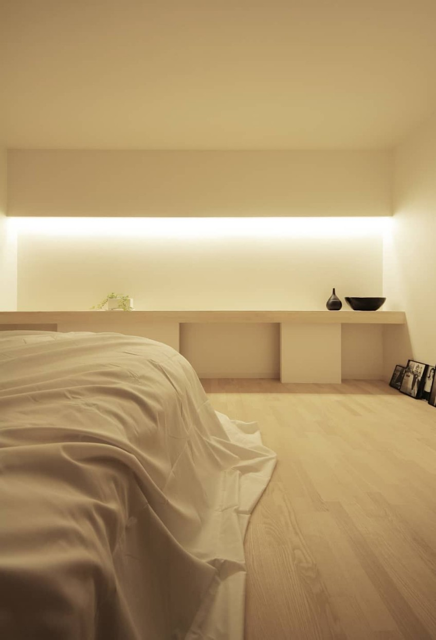 Discover This Modern Bedroom With Hidden Lighting hidden lighting Discover This Modern Bedroom With Hidden Lighting Discover This Modern Bedroom With Hidden Lighting 2