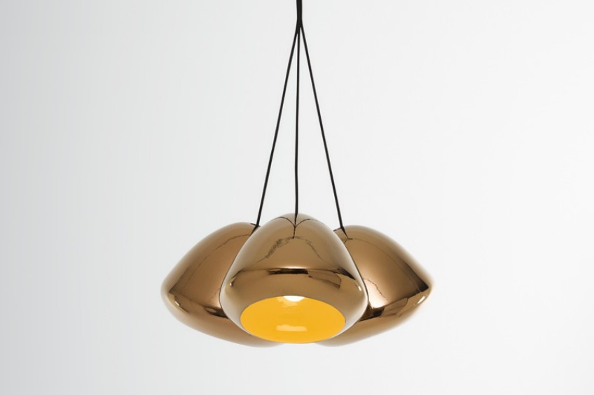 Metallic Collection Of Pendant Lamps By Ross Gardam Pendant Lamps Metallic  Collection Of Pendant Lamps By
