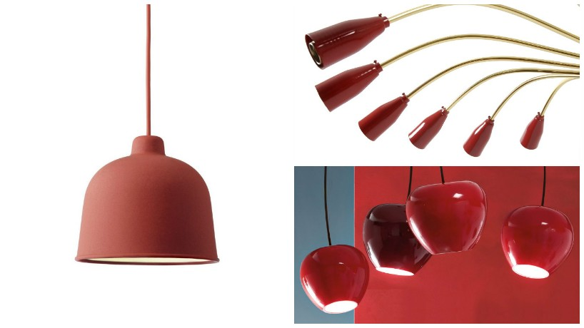 lighting design Mood Board: Red Trends in Lighting Design Mood Board Red Trends in Lighting Design 2