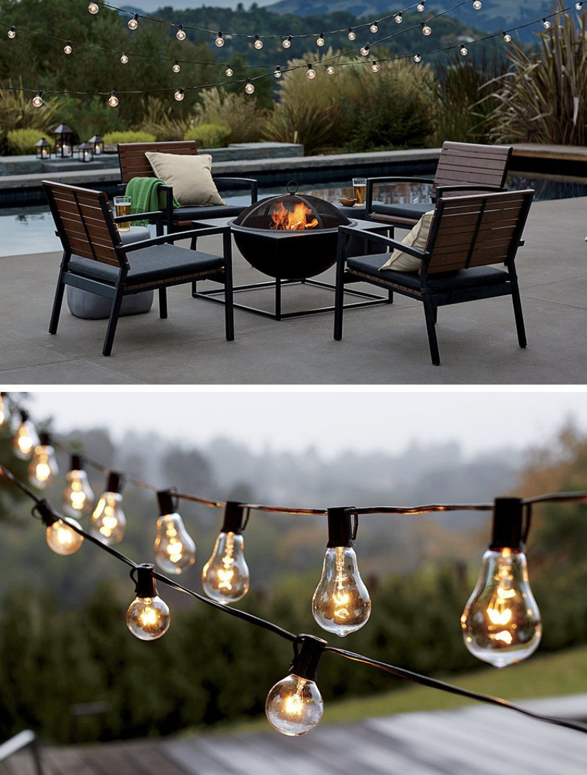 Outdoor Lighting Ideas to Inspire Your Summer lighting ideas Mood Board: Outdoor Lighting Ideas to Inspire Your Summer Outdoor Lighting Ideas To Inspire Your Summer 5