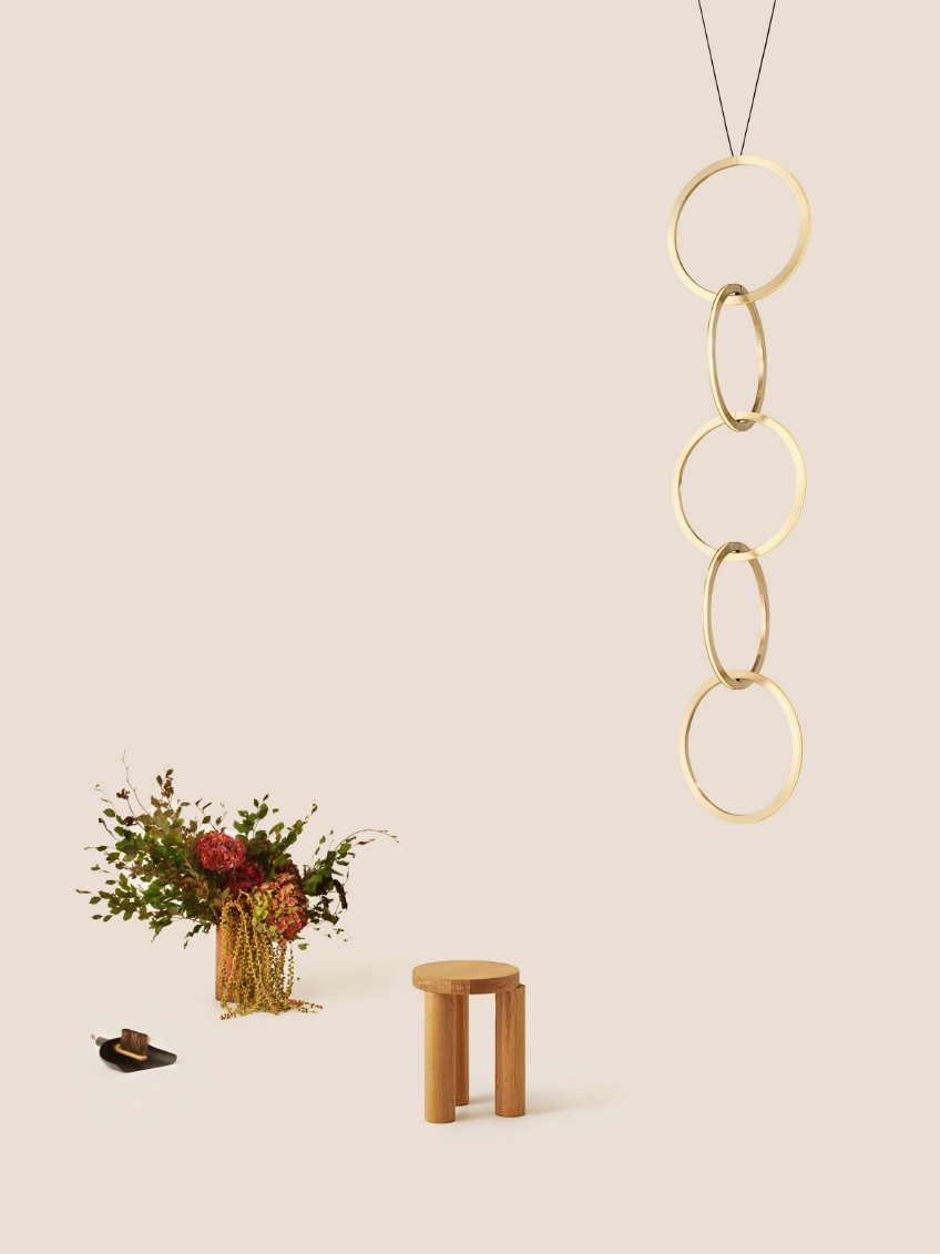 """Pendant Lamps Connect Together to Form a """"Never-Ending Chain of Light"""" pendant lamps Pendant Lamps Connect Together to Form a """"Never-Ending Chain of Light"""" Pendant Lamps Connect Together to Form a Never Ending Chain of Light"""