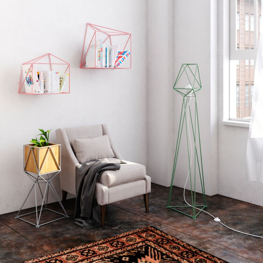 Minimalist Floor Lamps with Geometric Shapes minimalist floor lamps Minimalist Floor Lamps with Geometric Shapes Minimalist Floor Lamps with Geometric Shapes 3