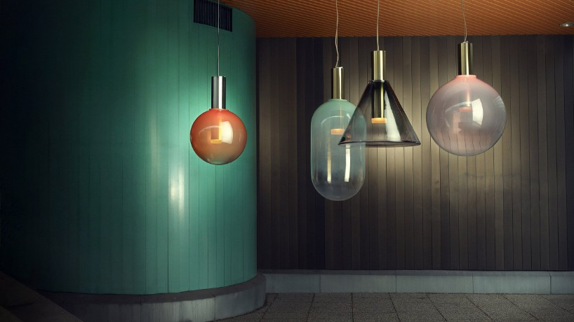 lighting collection A Stunning Glass Lighting Collection by Bomma A Stunning Glasse Lightign Collection by Bomma 4