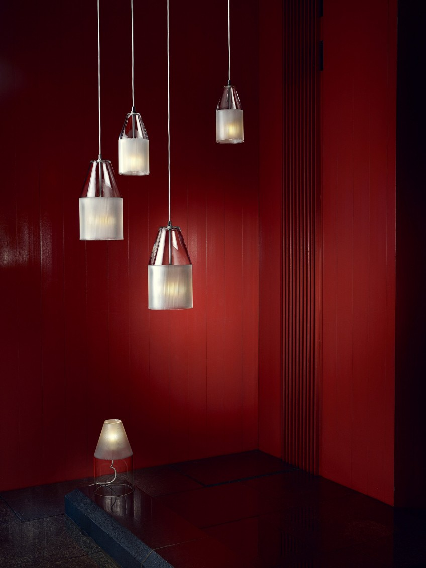 lighting collection A Stunning Glass Lighting Collection by Bomma A Stunning Glasse Lightign Collection by Bomma 5