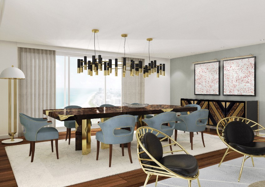 Suspension Lighting Solutions for a Contemporary Dining Room suspension lighting solutions Suspension Lighting Solutions for a Contemporary Dining Room Suspension Lighting Solutions for a Contemporary Dining Room 1
