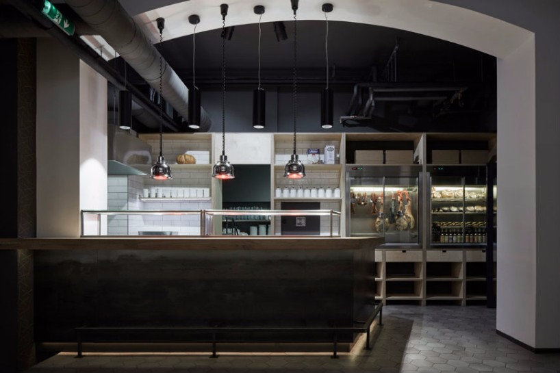 lighting design ŠPEJLEInterior DesignRestaurant with a Fabulous Lighting Design   PEJLE Interior Design Restaurant with a Fabulous Lighting Design 6