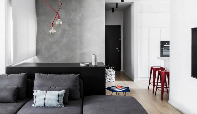 lighting design Take a Look The Lighting Design of This Minimalist Apartment Take a Look The Lighting Design of This Minimalist Apartment 1
