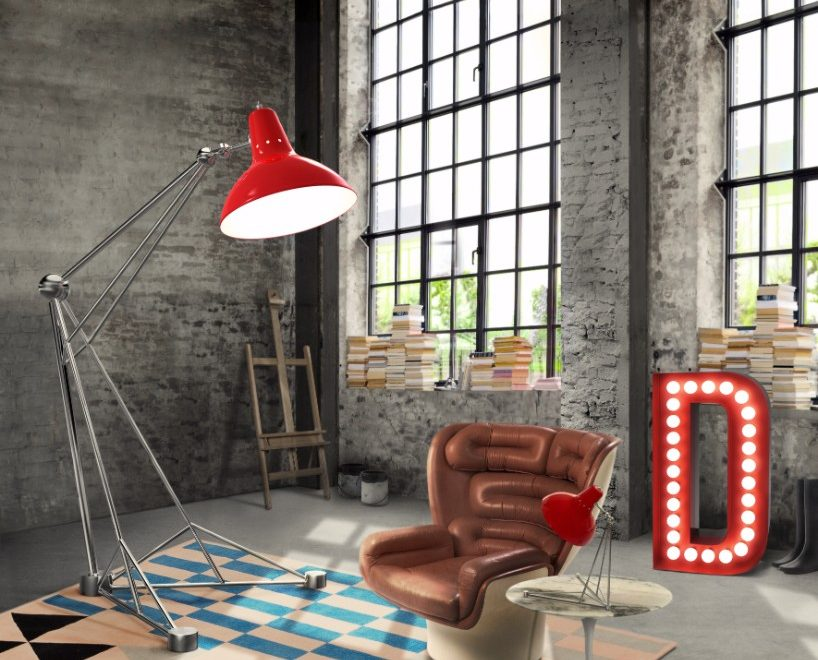 modern floor lamps Your Industrial Loft Needs to Know These Modern Floor Lamps Your Industrial Loft Needs to Know These Modern Floor Lamps 5 818x660