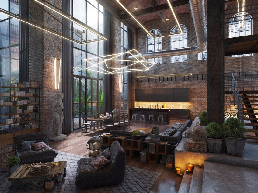 modern floor lamps Your Industrial Loft Needs to Know These Modern Floor Lamps Your Industrial Loft Needs to Know These Modern Floor Lamps 6