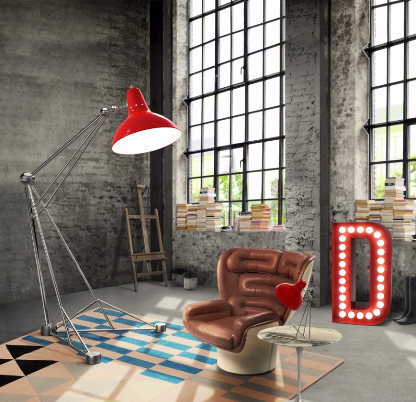 modern floor lamps Your Industrial Loft Needs to Know These Modern Floor Lamps Your Industrial Loft Needs to Know These Modern Floor Lamps 7