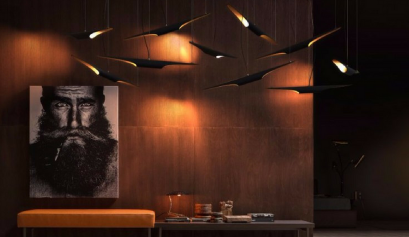 Get To Know Coltrane, a Mid-Century Modern Lighting Design