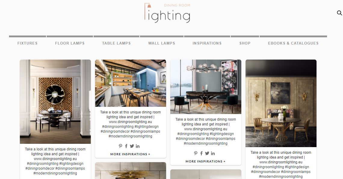 Meet The New Interior Design Blog About Dining Room Lighting! dining room lighting Meet The New Interior Design Blog About Dining Room Lighting! FEATURED 8 1140x595
