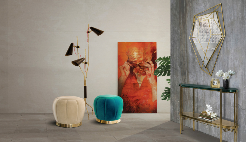 Great Style Comes From Choosing The Right Mid-Century Floor Lamp Too