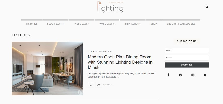 Meet The New Interior Design Blog About Dining Room Lighting!  dining room lighting Meet The New Interior Design Blog About Dining Room Lighting! Meet The New Interior Design Blog About Dining Room Lighting 3