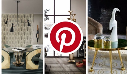 Lighting Design Ideas: What's HOT on Pinterest This Week